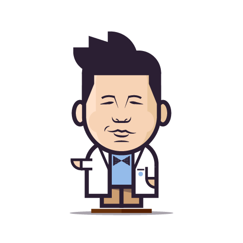 Loogmoji of Dr. Thomas Nguyen
