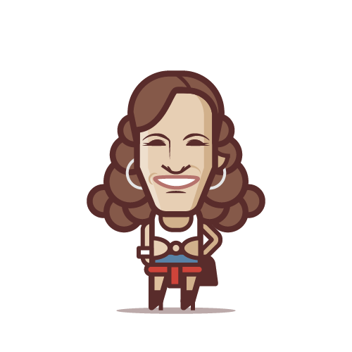 Loogmoji of Julia Roberts