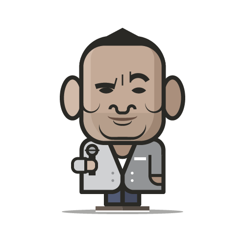 Loogmoji of Russell Peters