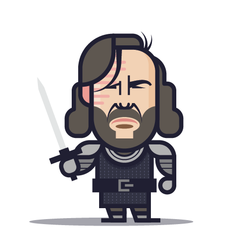 Loogmoji of The Hound