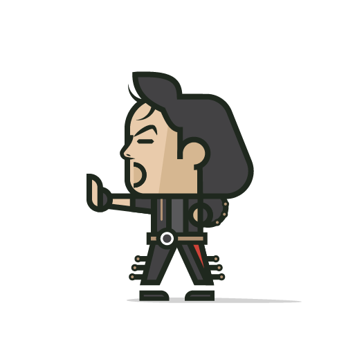 Loogmoji of Michael Jackson