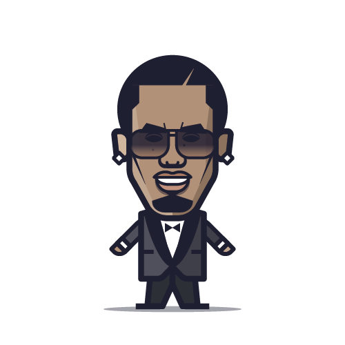 Loogmoji of P. Diddy
