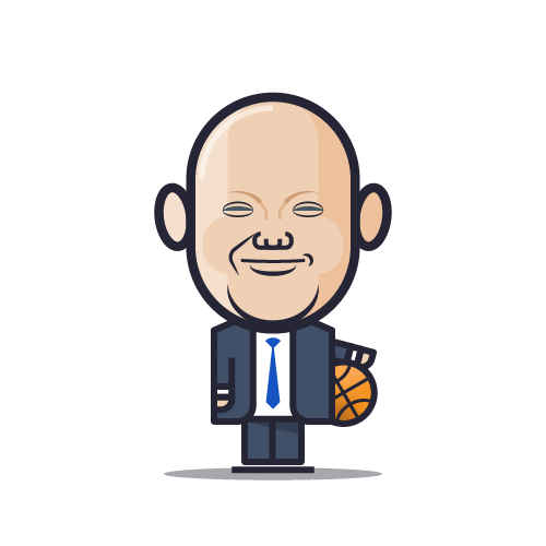 Loogmoji of Coach Michael Burt