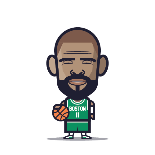 Loogmoji of Kyrie Irving