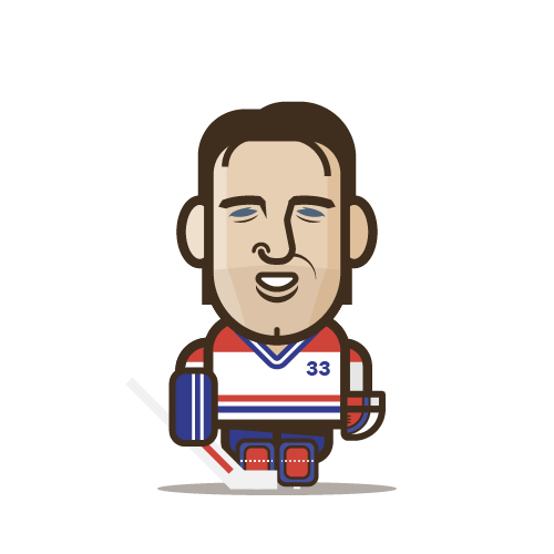 Loogmoji of Patrick Roy