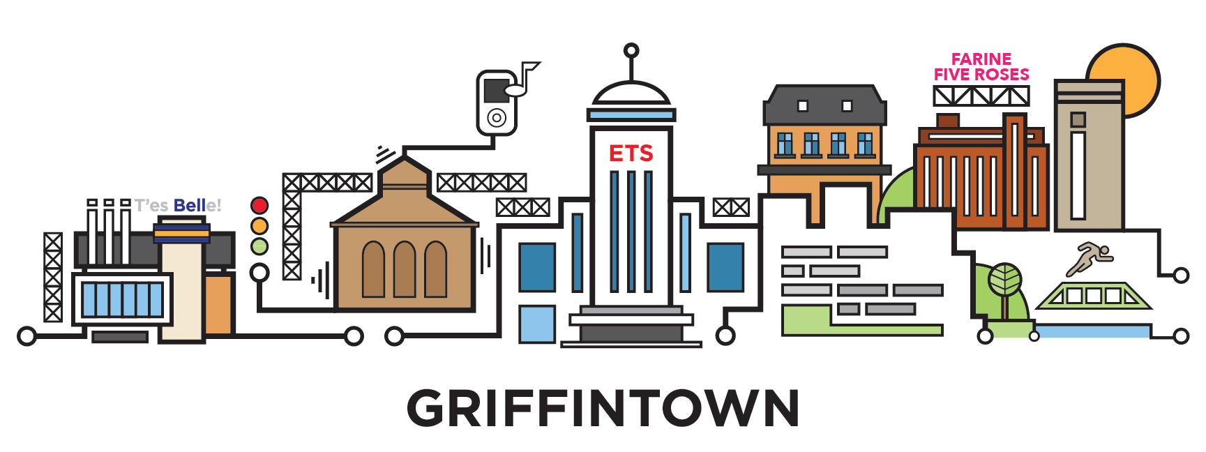 mtl-griffintown-cityline-illustration-by-loogart