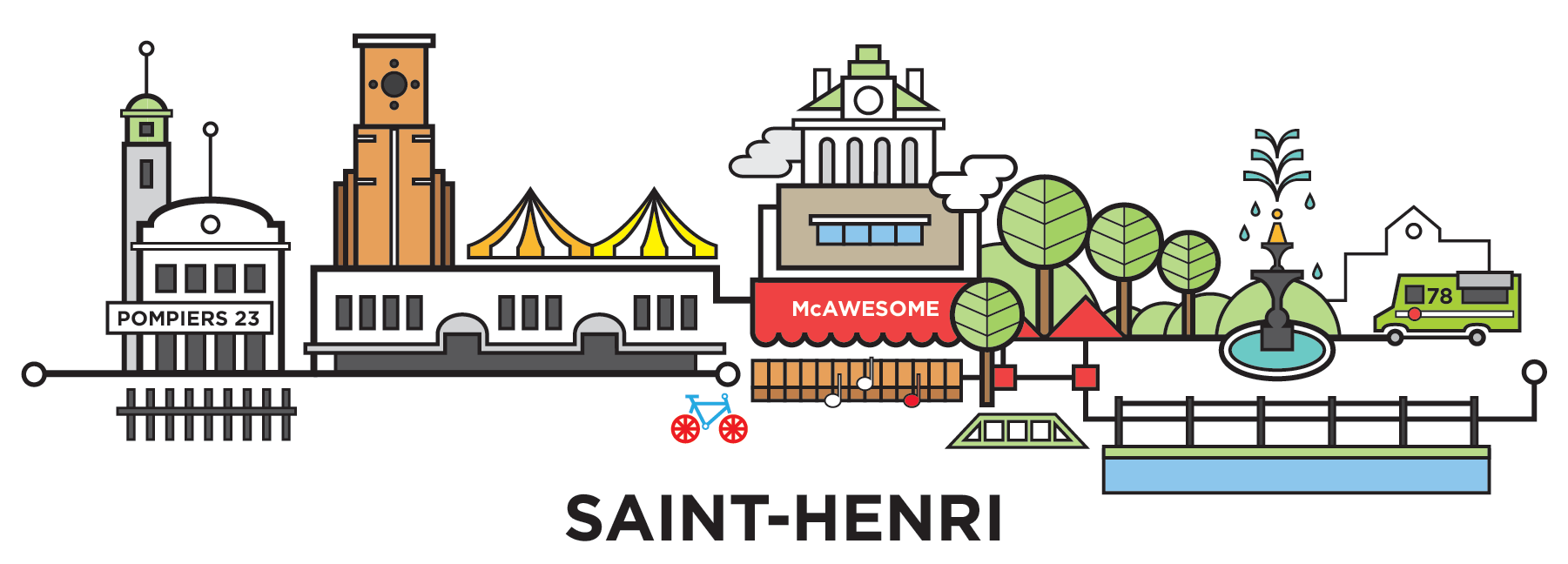 mtl-saint-henri-cityline-illustration-by-loogart