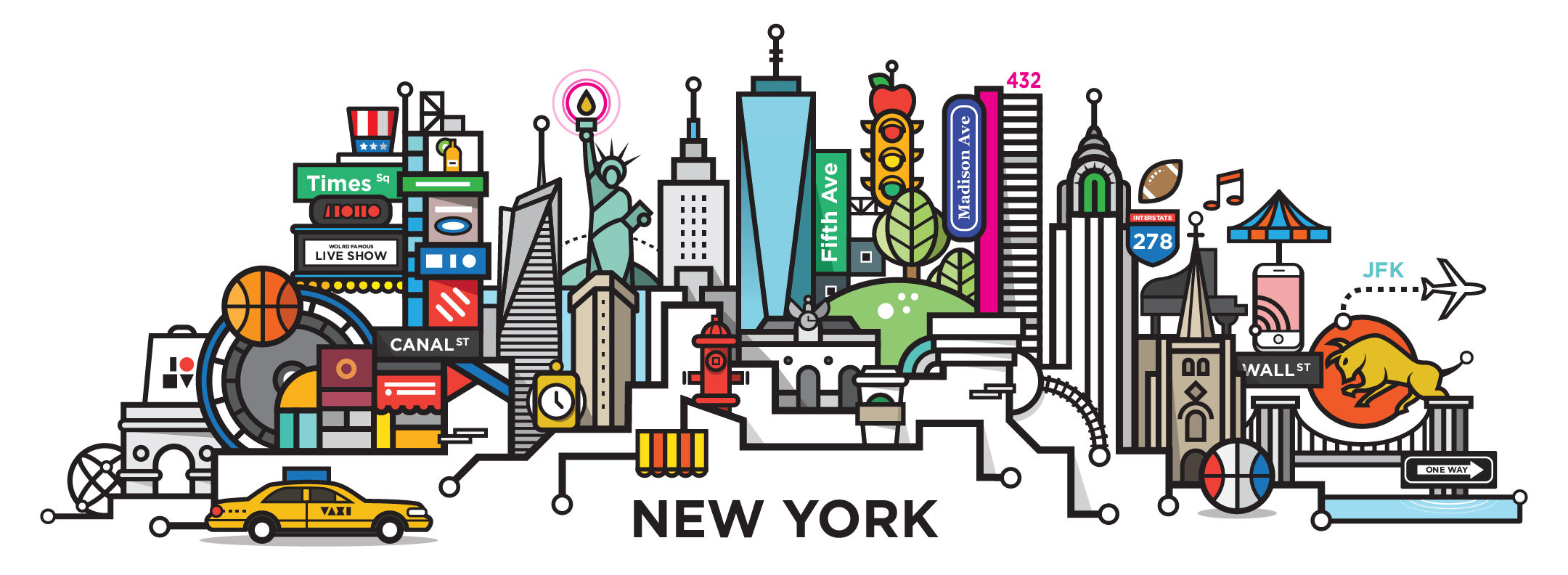 new-york-cityline-illustration-by-loogart