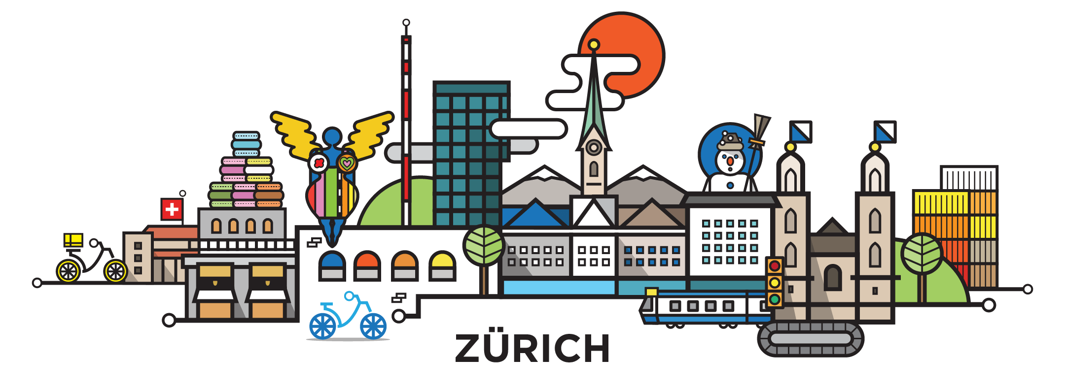 zurich-cityline-illustration-by-loogart